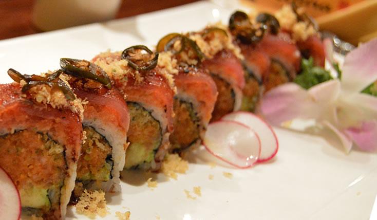 Akira Roll