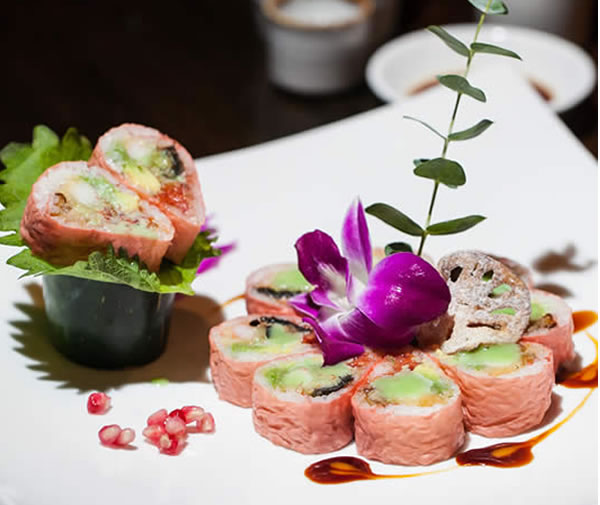 Pink Lady Roll
